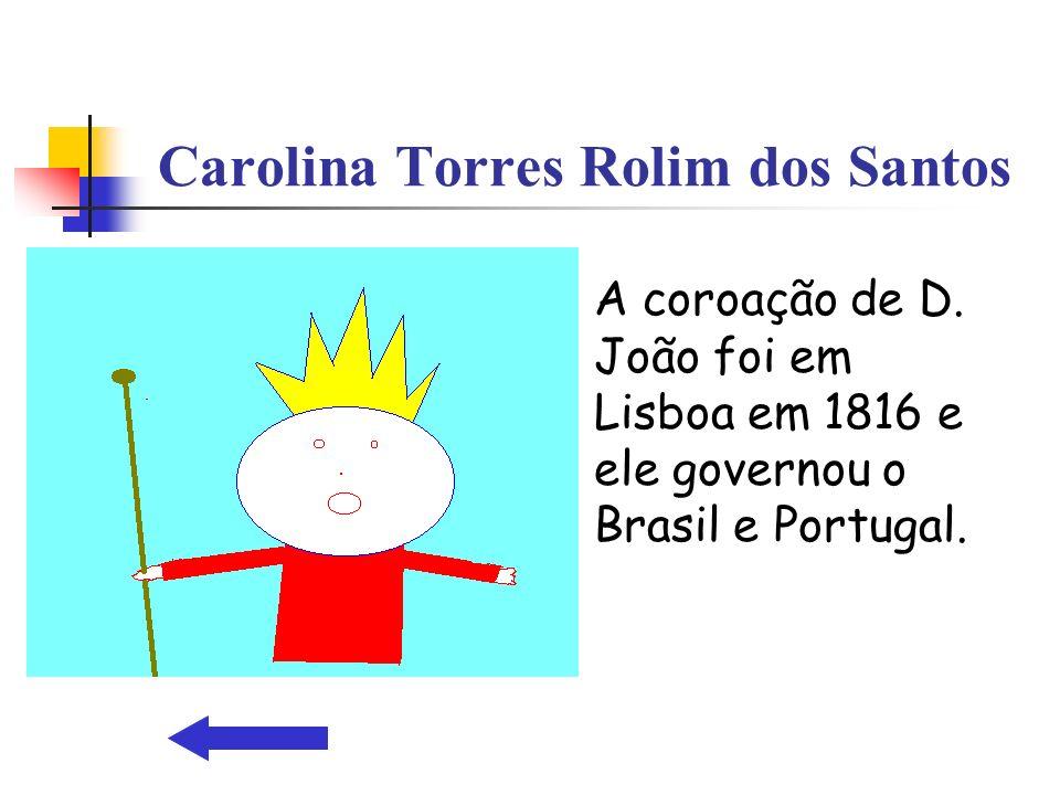Carolina Torres Rolim dos Santos