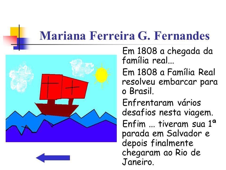Mariana Ferreira G. Fernandes