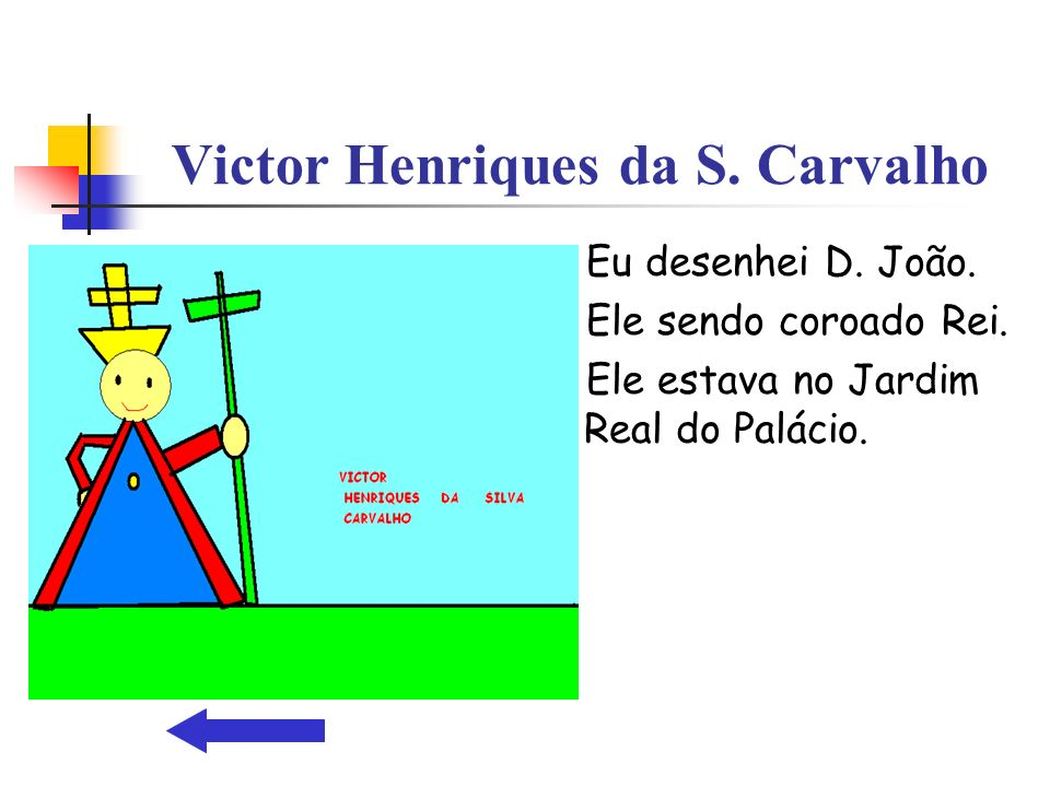 Victor Henriques da S. Carvalho