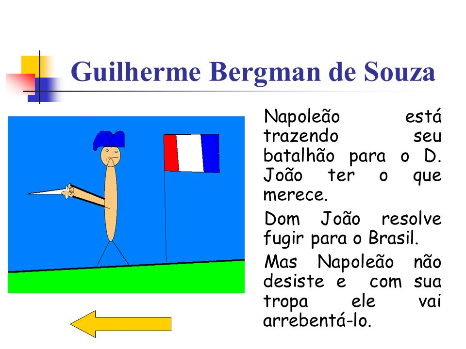 Guilherme Bergman de Souza