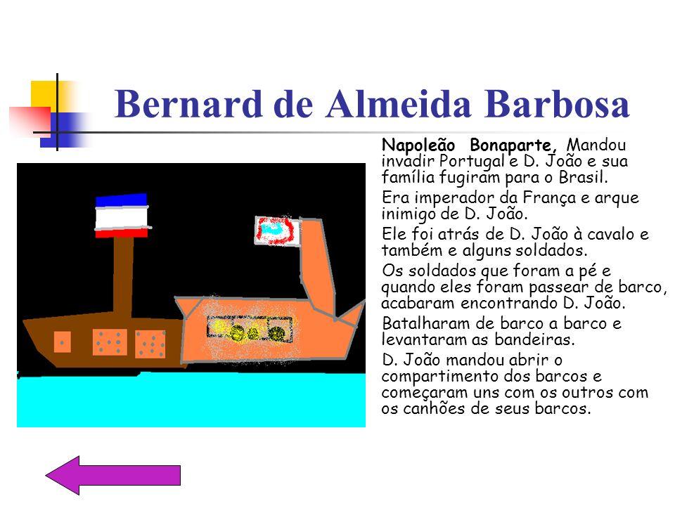 Bernard de Almeida Barbosa