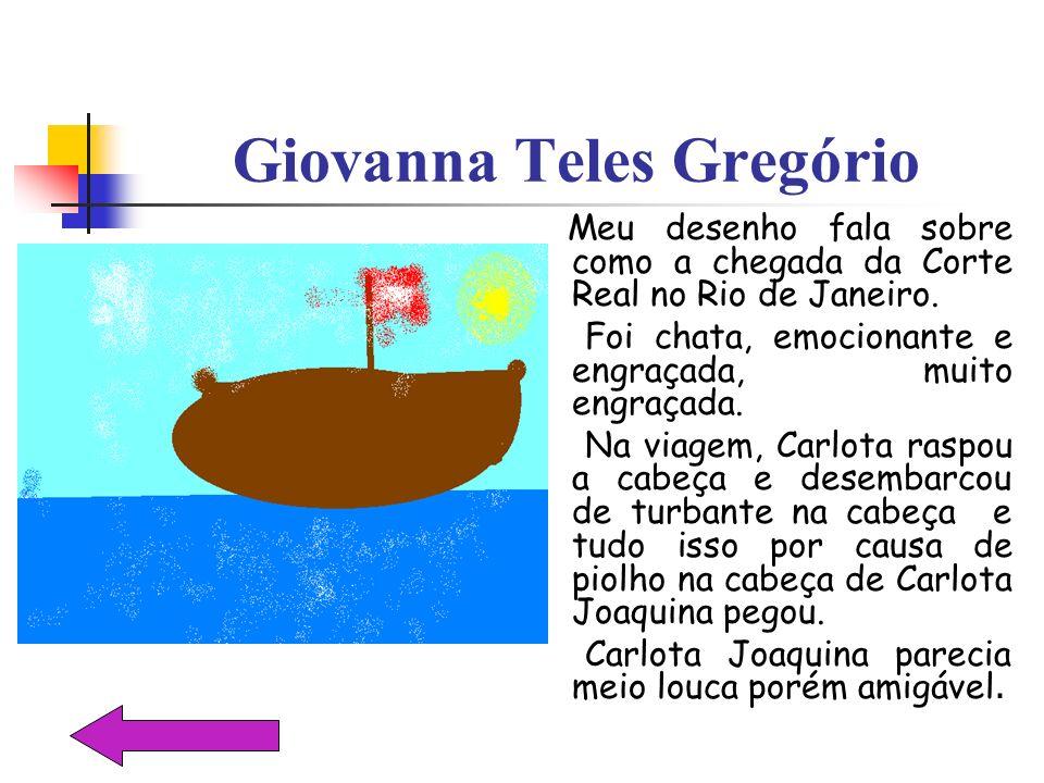 Giovanna Teles Gregório