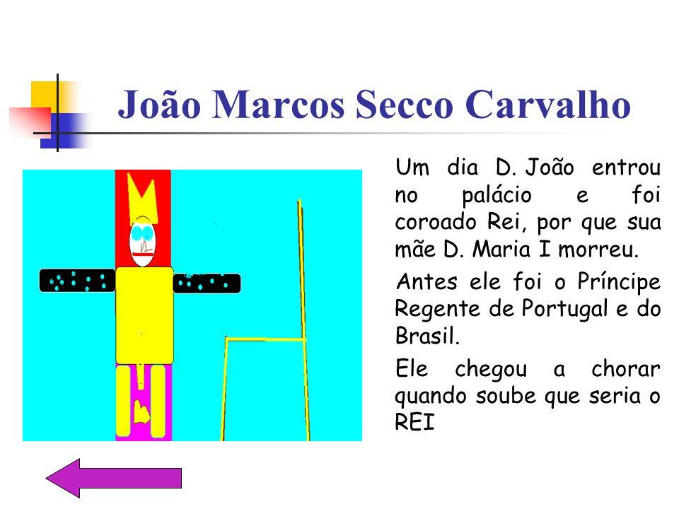 João Marcos Secco Carvalho
