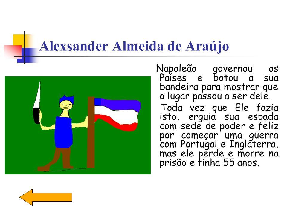 Alexsander Almeida de Araújo