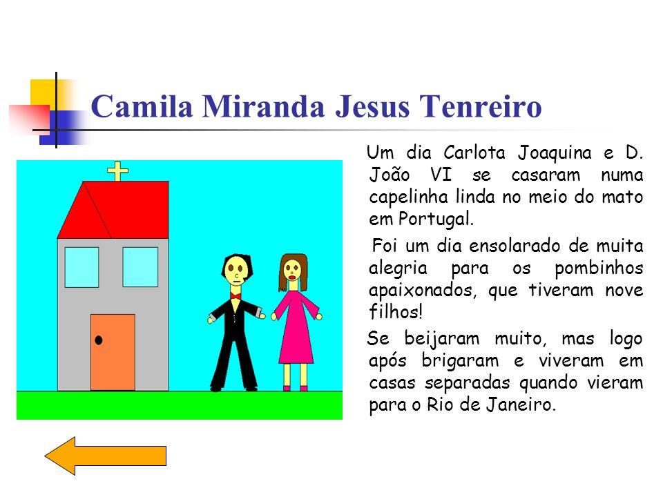 Camila Miranda Jesus Tenreiro