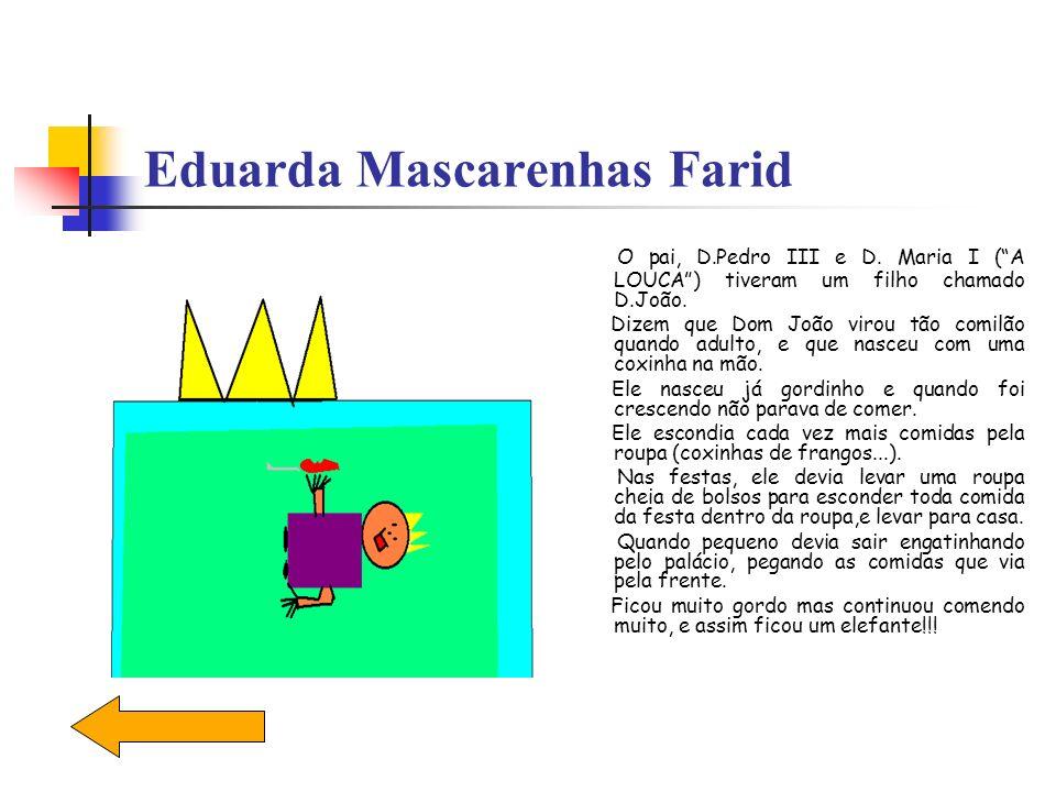 Eduarda Mascarenhas Farid