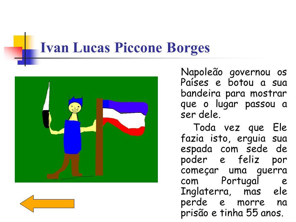 Ivan Lucas Piccone Borges