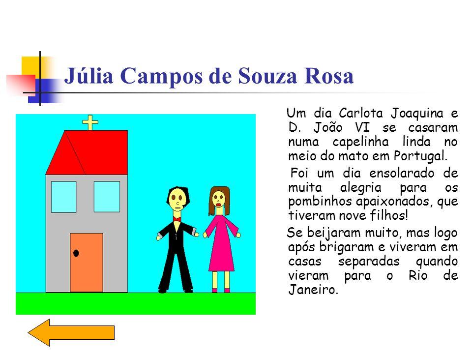 Júlia Campos de Souza Rosa