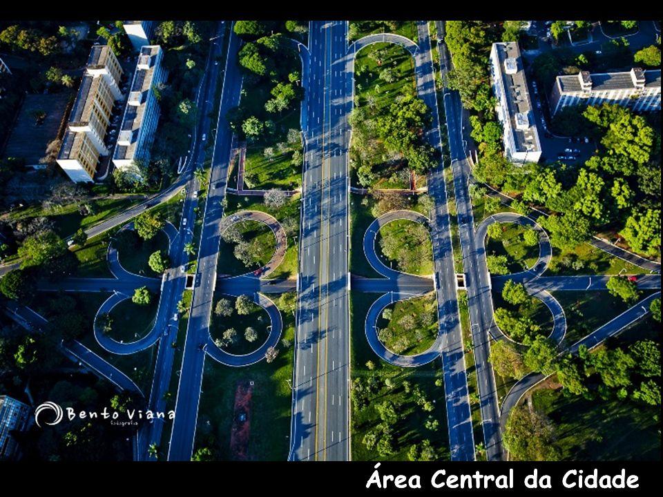 Área Central da Cidade Área Central da Cidade