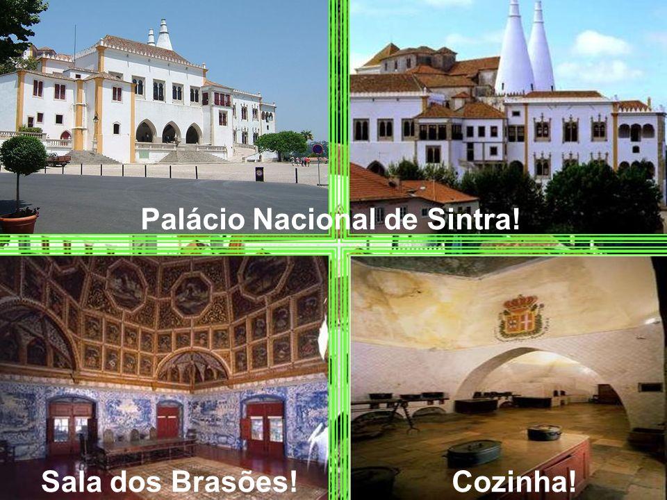 Palácio Nacional de Sintra!