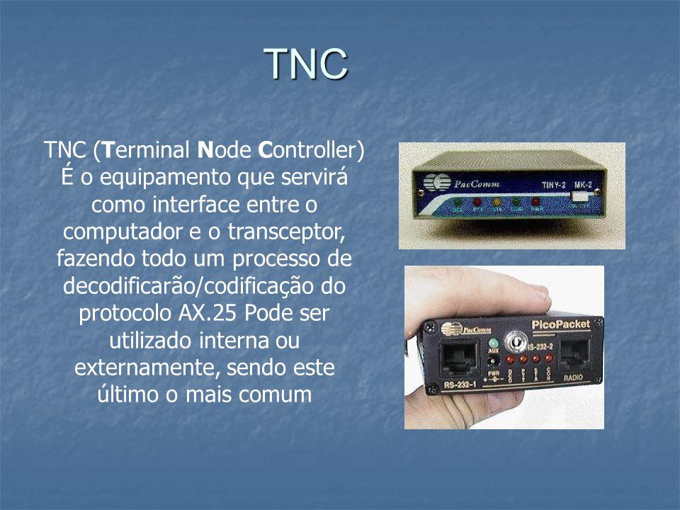 TNC (Terminal Node Controller)