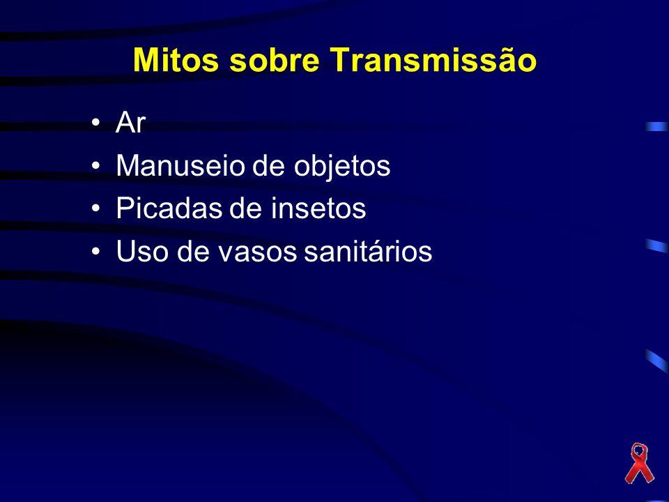 Mitos sobre Transmissão