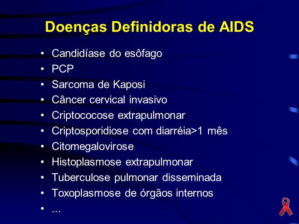 Doenças Definidoras de AIDS
