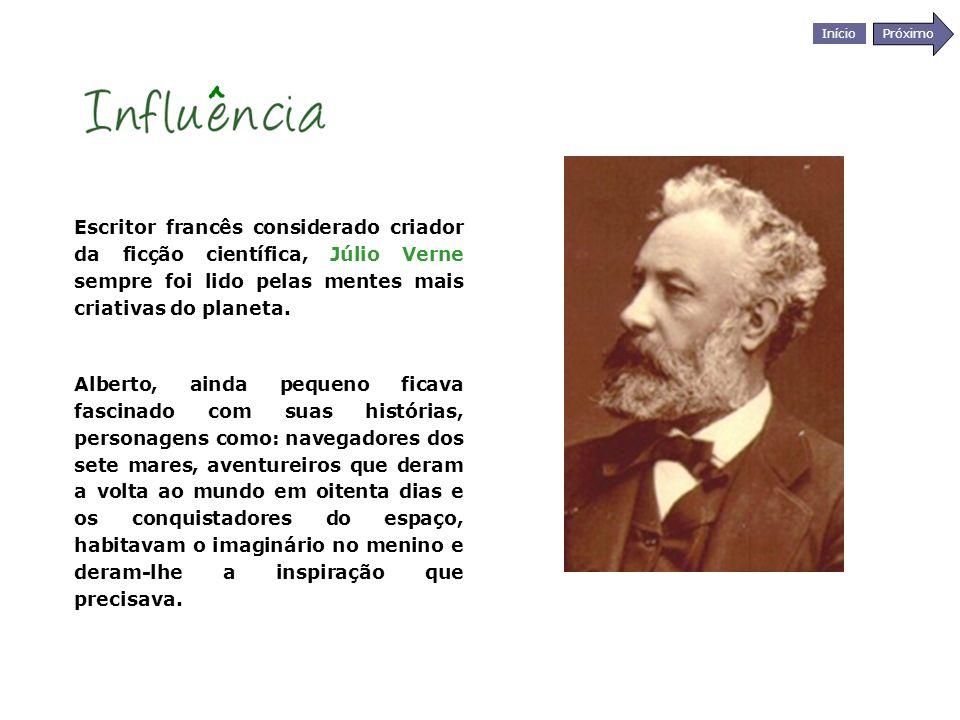 Escritor francês considerado criador da ficção científica, Júlio Verne sempre foi lido pelas mentes mais criativas do planeta.