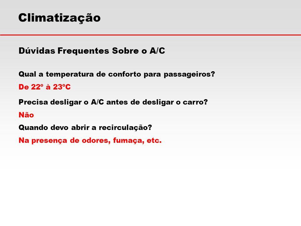 Climatização Dúvidas Frequentes Sobre o A/C
