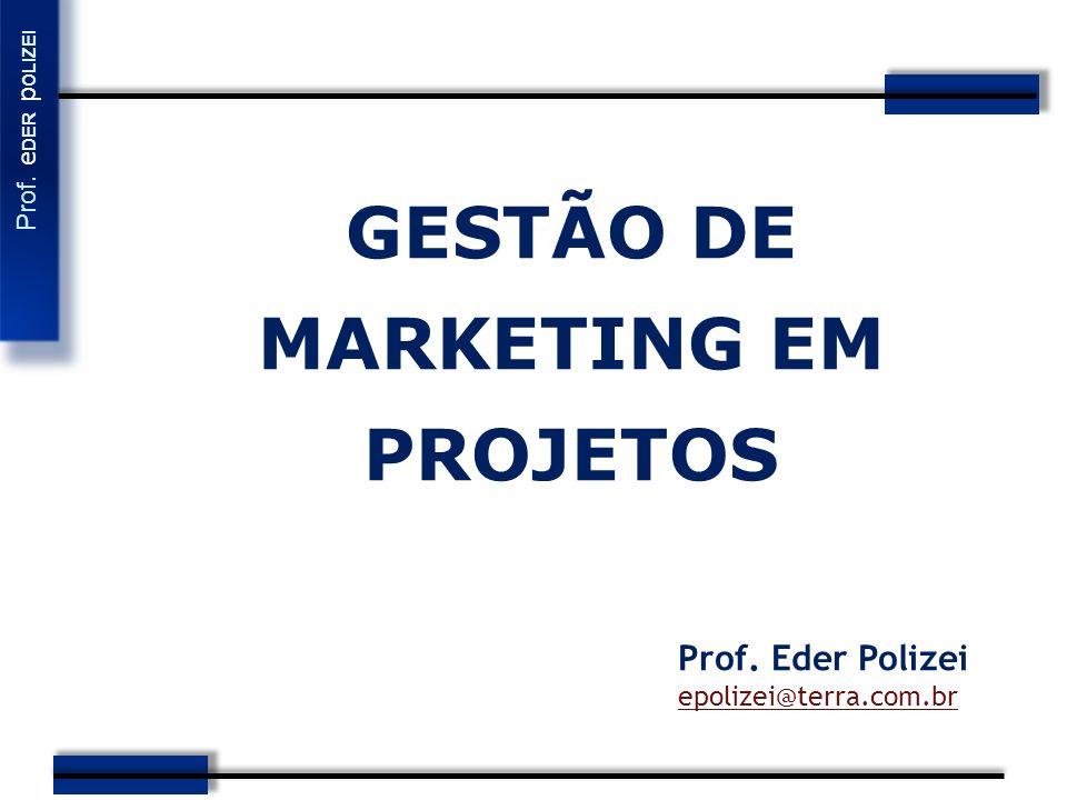 Gestão de Marketing em projetos