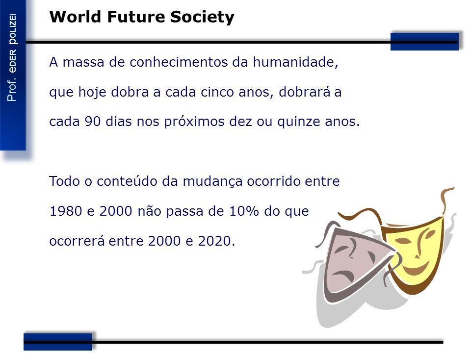 World Future Society A massa de conhecimentos da humanidade,