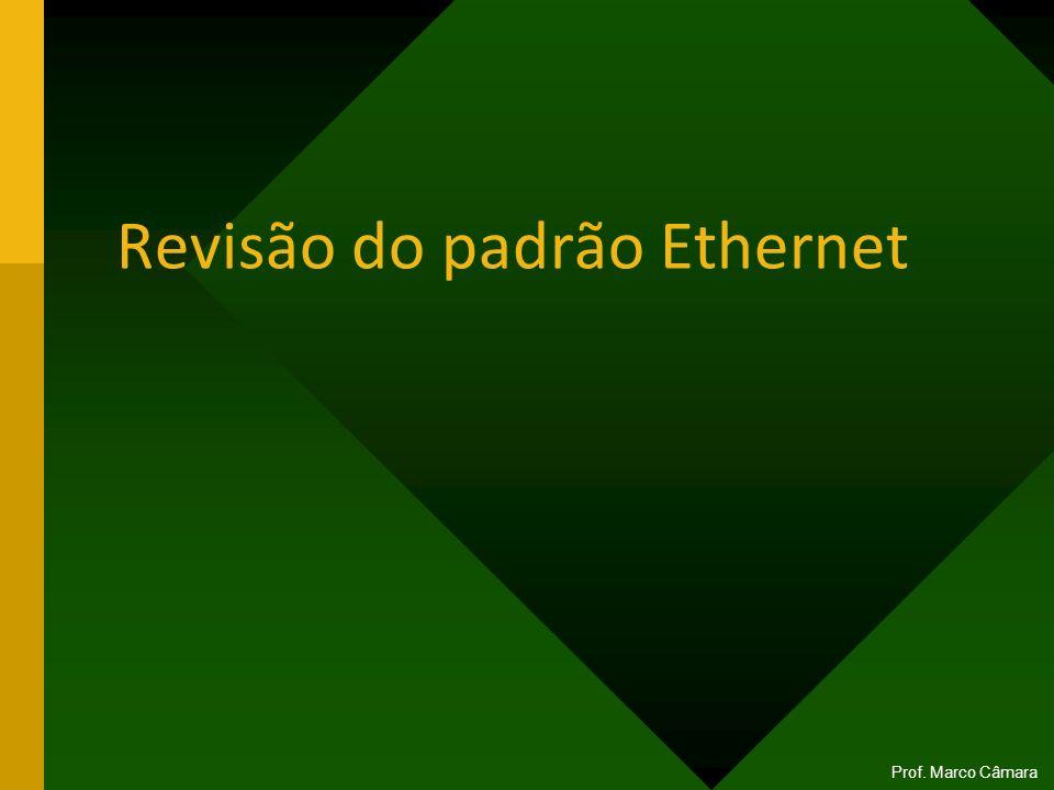 Revisão do padrão Ethernet