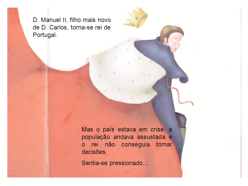 D. Manuel II, filho mais novo de D. Carlos, torna-se rei de Portugal.