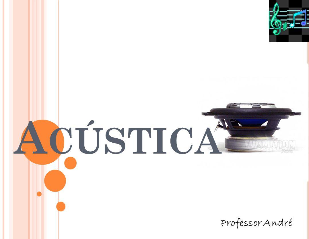 Acústica Professor André