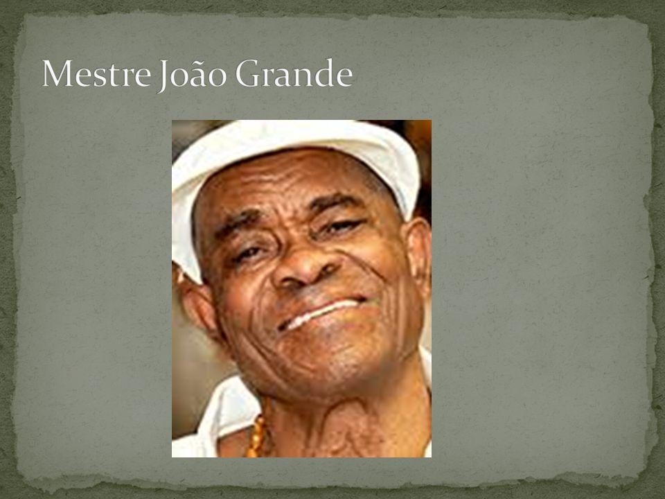 Mestre João Grande