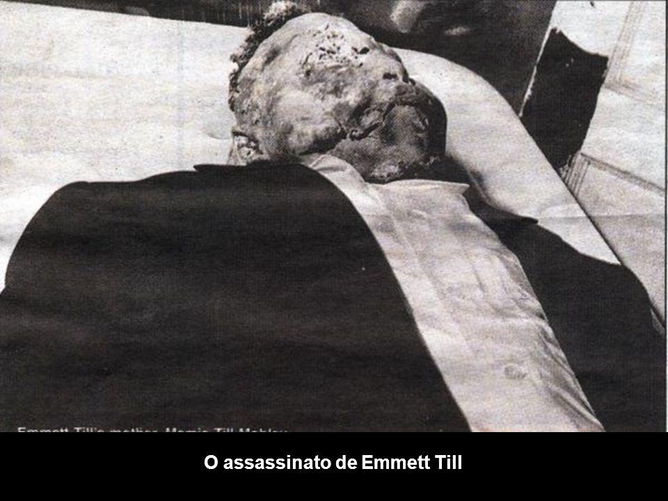 O assassinato de Emmett Till