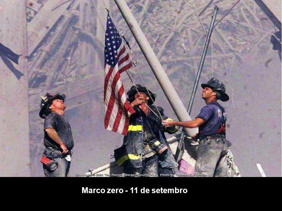 Marco zero - 11 de setembro