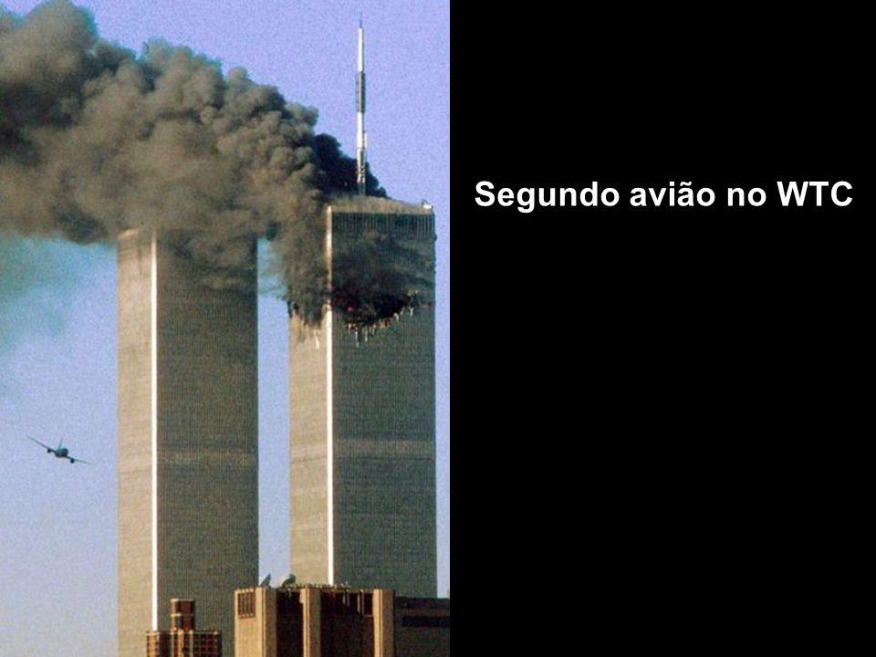 Segundo avião no WTC