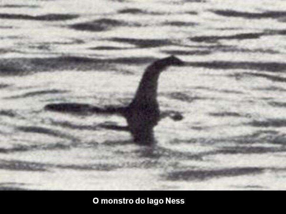 O monstro do lago Ness