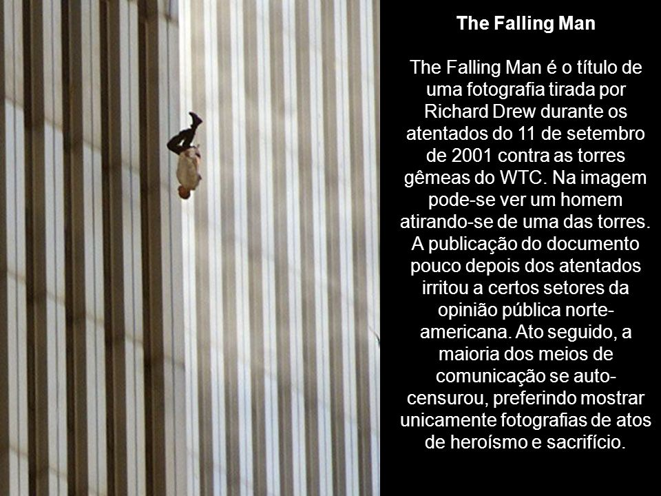The Falling Man
