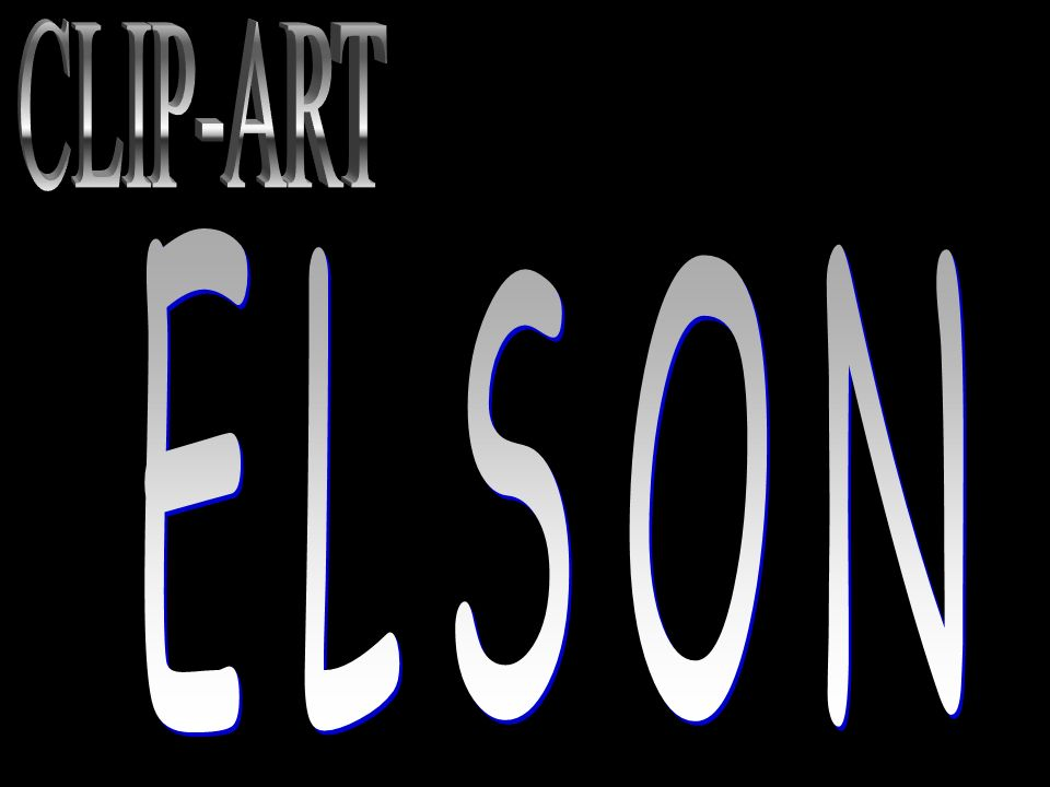 CLIP-ART ELSON