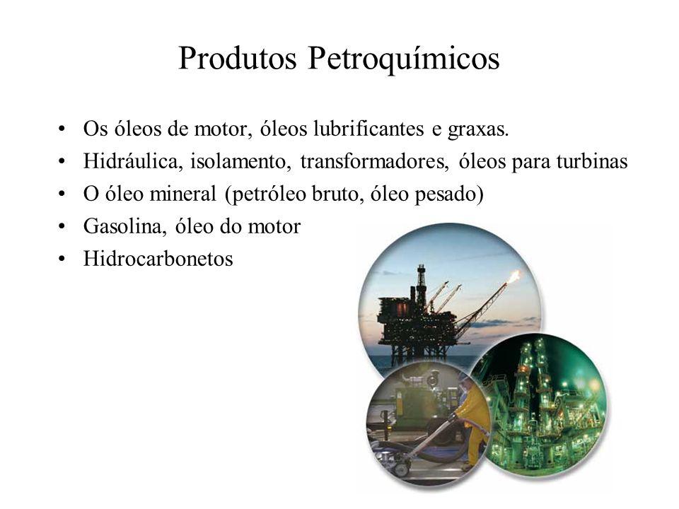 Produtos Petroquímicos