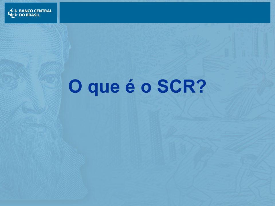O que é o SCR