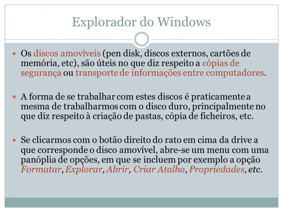 Explorador do Windows