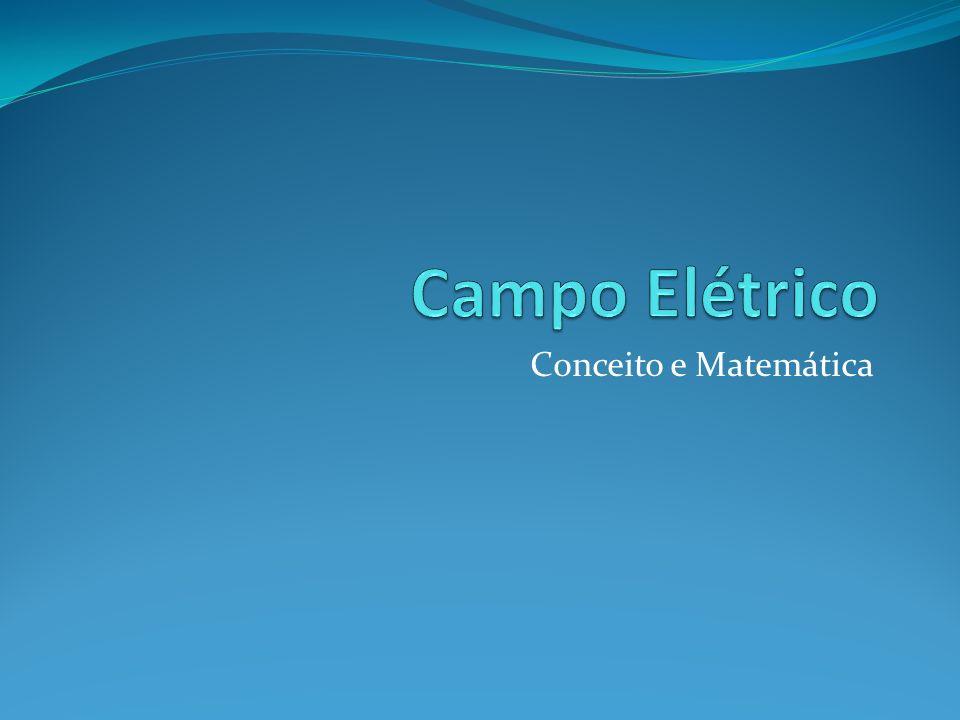 Campo Elétrico Conceito e Matemática