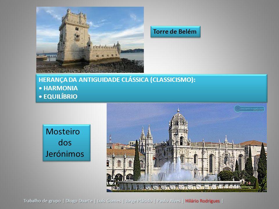 Mosteiro dos Jerónimos Torre de Belém