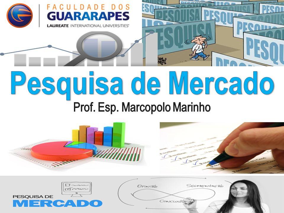 Prof. Esp. Marcopolo Marinho