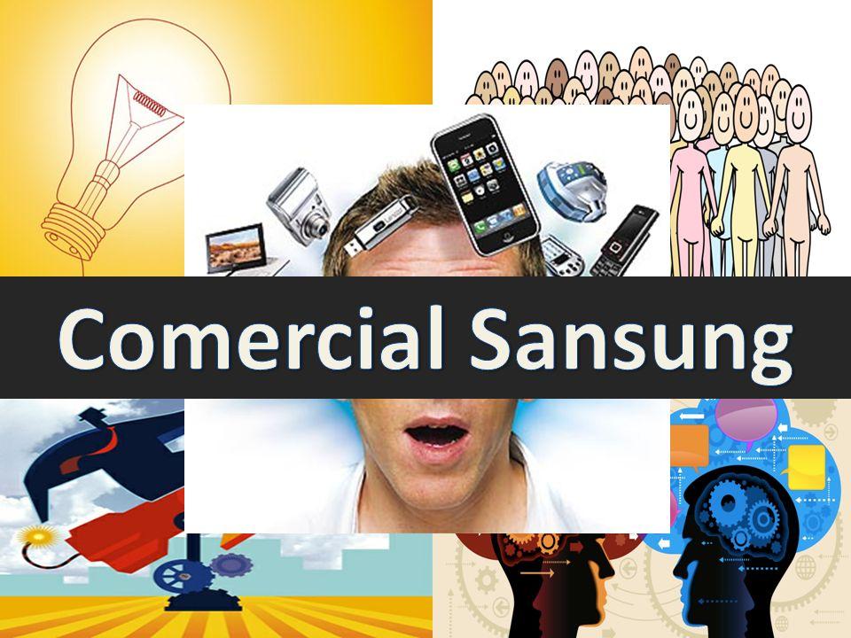 Comercial Sansung