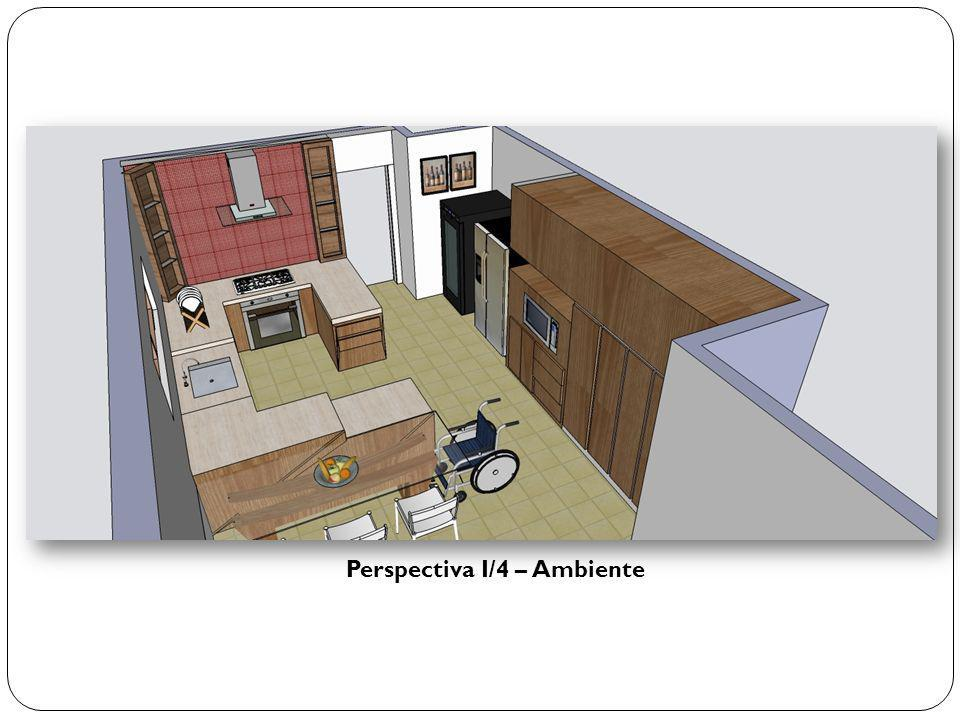 Perspectiva I/4 – Ambiente