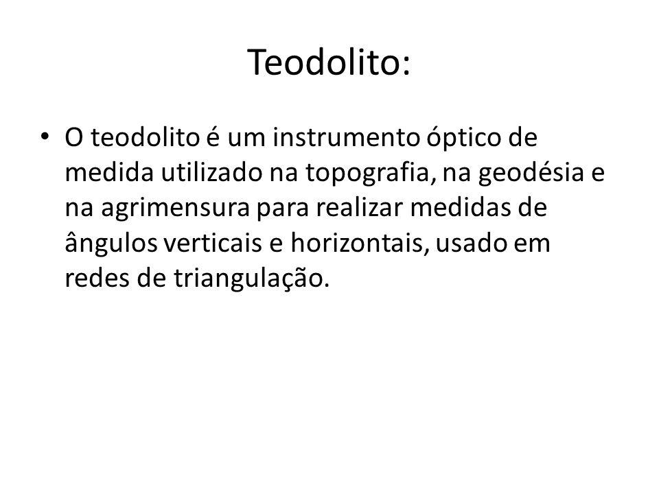 Teodolito: