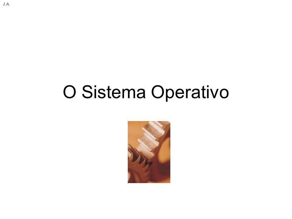 J.A. O Sistema Operativo