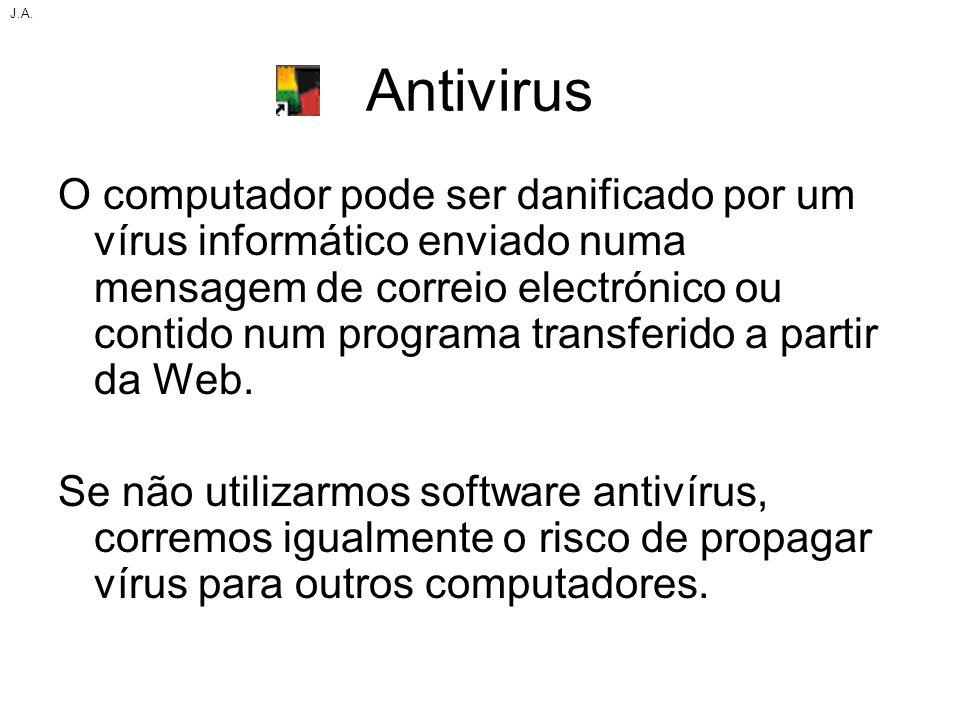 J.A. Antivirus.