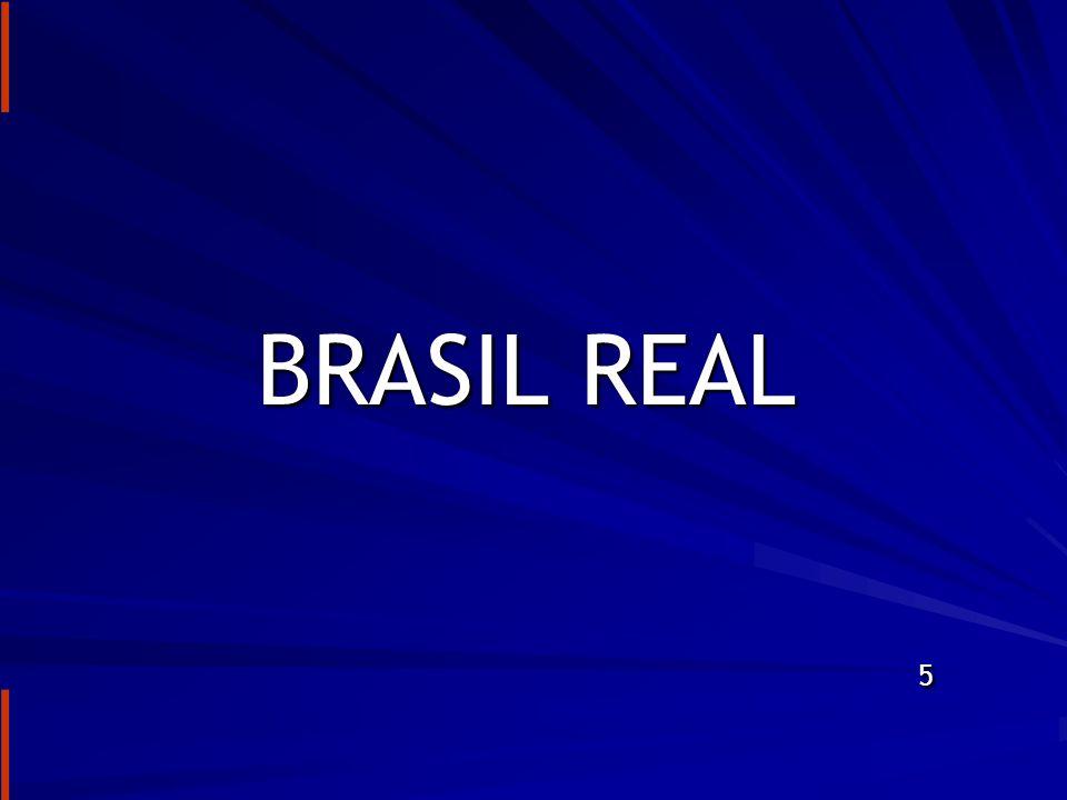 BRASIL REAL 5
