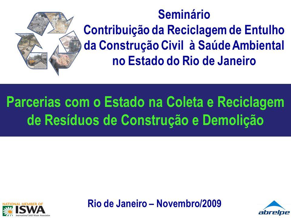 Rio de Janeiro – Novembro/2009