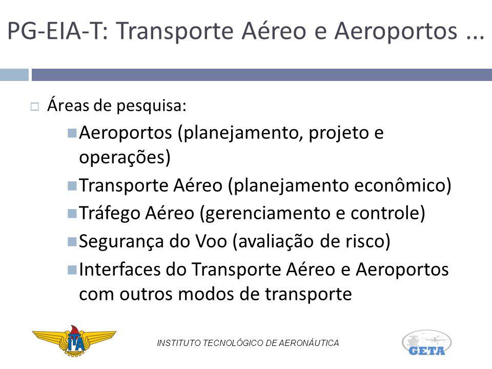 PG-EIA-T: Transporte Aéreo e Aeroportos ...