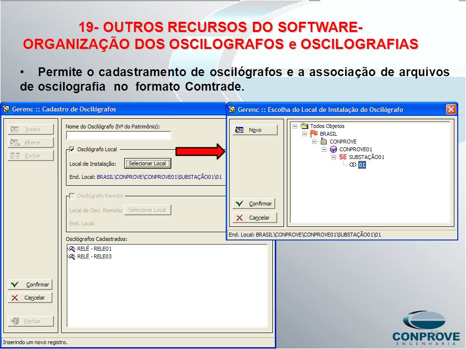 19- OUTROS RECURSOS DO SOFTWARE-