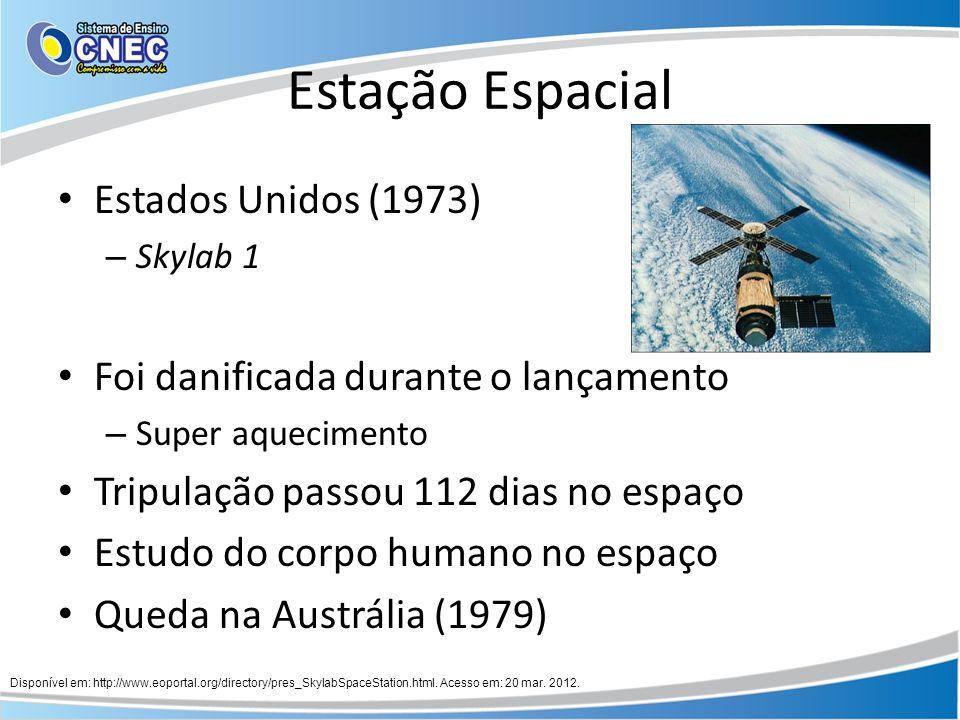 Estação Espacial Estados Unidos (1973)