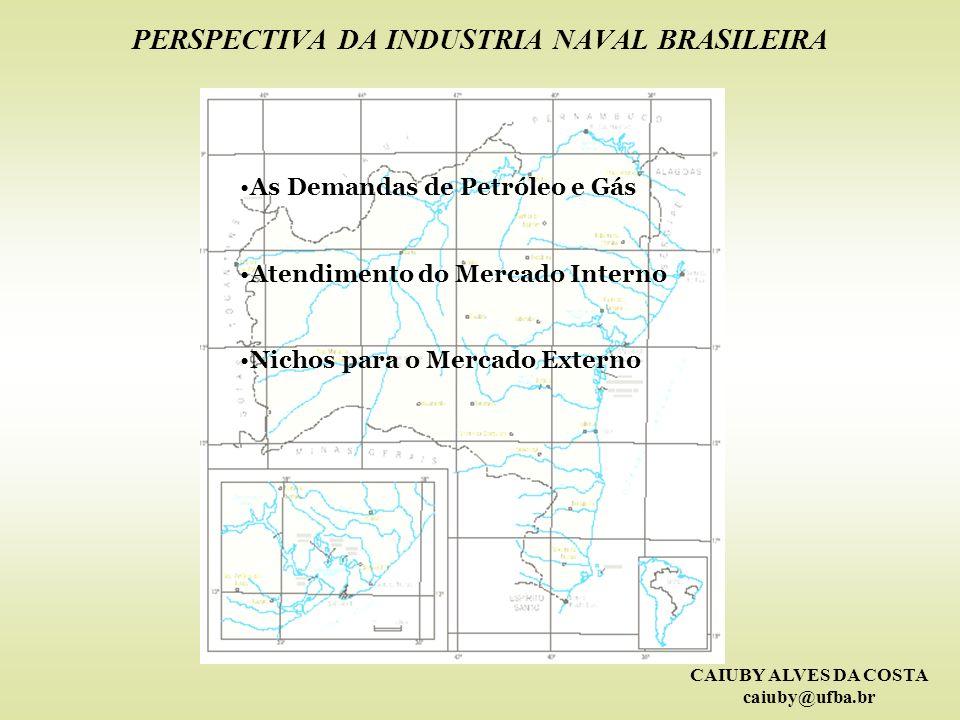 PERSPECTIVA DA INDUSTRIA NAVAL BRASILEIRA