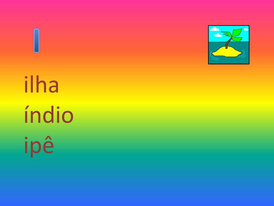 I ilha índio ipê