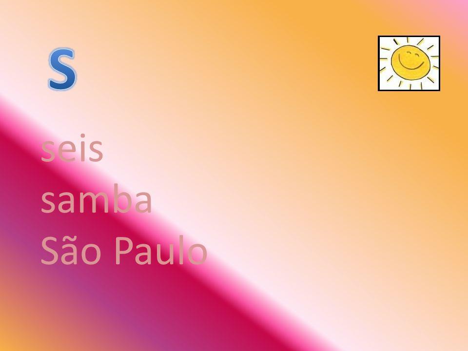 S seis samba São Paulo